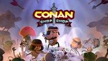 Conan Chop Chop - Trailer d'annonce E3 2019
