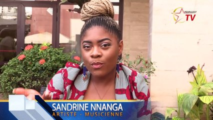 Sandrine Nnanga à coeur ouvert