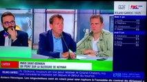 Affaire Neymar - Jérôme Rothen et Daniel Riolo suspendus par RMC