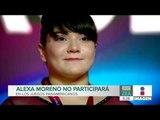 La gimnasta mexicana Alexa Moreno quedó fuera de los Juegos Panamericanos | Noticias con Paco Zea