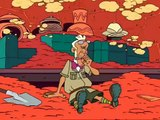 Lucky Luke És 48: Un os pour les Dalton