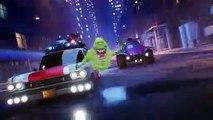 ROCKET LEAGUE - Ghostbusters Ecto 1 Car Pack Trailer (E3 2019)