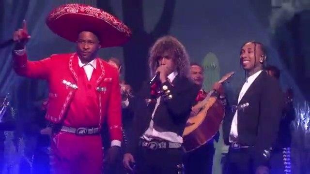 YG, Tyga & Jon Z