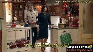 Luisita and Amelia Part 448 w english sub