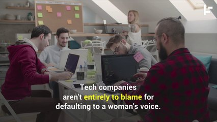 How the First Genderless Voice Assistant is Challenging Stereotypes