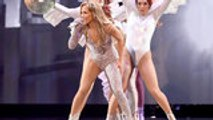 """Jennifer Lopez Kicks Off """"It's My Party: The Live Celebration"""" Tour With a Duet With Her Daughter 