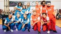 Michelle Obama and James Corden Face Off in Transatlantic 'Late Late Show' Dodgeball | THR News