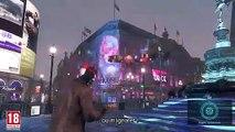 Watch Dogs Legion - E3 2019  Extrait de Gameplay [OFFICIEL] VOSTFR HD