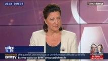 """Agnès Buzyn: """"Les urgences sont le symptôme du dysfonctionnement du système de santé"""""""
