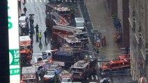 Manhattan: Tödlicher Hubschrauber-Absturz auf Hochhaus-Dach