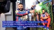 DJ Khaled Reportedly Suing 'Billboard' Over No. 1 Spot