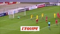 Tous les buts de Malte-Roumanie - Foot - Qualif. Euro