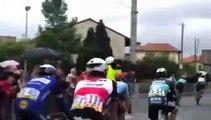 Cycling - Critérium du Dauphiné - Sam Bennett Wins  Stage 3