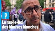 Grève des urgences : «On se fait même cracher dessus»
