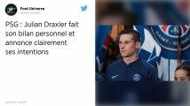 PSG. Julian Draxler: «Ce club est fou»