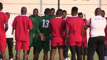 Burundi continue preparations ahead of debut at the Africa Cup of Nations
