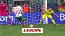 Les buts de Bulgarie-Kosovo - Foot - Qualif. Euro