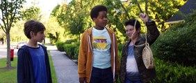 Good Boys Movie - Jacob Tremblay, Brady Noon, Keith L. Williams, Will Forte, Sam Richardson, Molly Gordon, Midori Francis, Lil Rel Howery