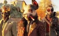 Watch Dogs Legion - E3 2019 Extrait de Gameplay (VOSTFR)