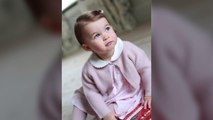 Princess Charlotte's Cutest Moments on Camera