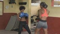 Les boxeuses cubaines se battent pour avoir accès aux compétitions
