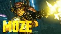 BORDERLANDS 3 | Official Moze The Gunner Gameplay Demo (E3 2019)