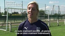 Football/WC-2019: interview de la Néo-Zélandaise Erin Nayler