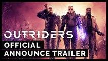 Outriders - Première bande-annonce (E3 2019)