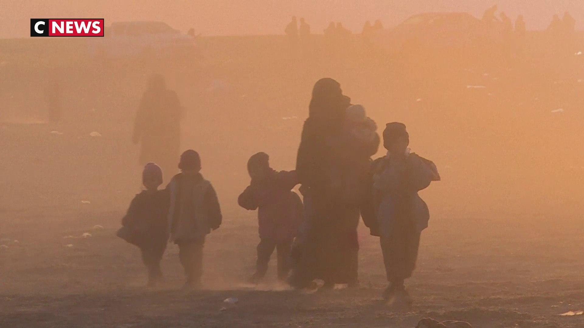 Syrie : 12 enfants de jihadistes français de retour en France