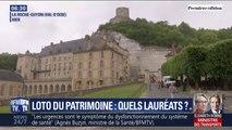 Grâce au loto du Patrimoine, le château de la Roche-Guyon espère rénover son théâtre en ruine