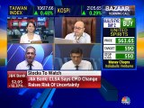 Stock analyst Sudarshan Sukhani recommends buy on Britannia, Axis Bank, HCL Tech & sell on CG Power