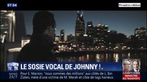 """Retourner là-bas"": le sosie vocal de Johnny sort son 1er album (et l'on s'y tromperait)"