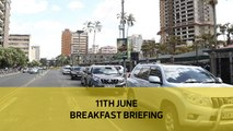 Counties budget in limbo | Kenya neglects African envoys: Your Breakfast Briefing