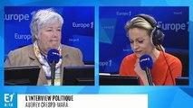 """Jacqueline Gourault : """"Quand il y a des urgences et des malades, il faut réquisitionner des urgentistes"""""""