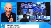"""Didider Deschamps analyse la défaite de son équipe face à la Turquie : """"il nous manquait les femmes de l'équipe de France !"""" (Canteloup)"""
