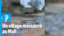 Attaque au Mali : au moins 95 tués dans un village
