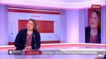 PS : Oliver Faure ne fait pas de propositions selon Valérie Rabault
