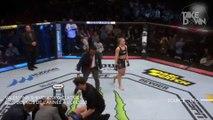 Valentina Shevchenko claque l'un des KOs de l'année à l'UFC 238