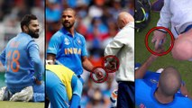 ICC Cricket World Cup 2019 : Shikhar Dhawan To Undergo Scans On His Swollen Thumb || Oneindia Telugu