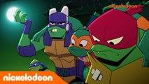 Le destin des Tortues Ninja   Le quart d'heure Splinter   Nickelodeon France