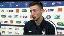 """Clément Lenglet : """"Je veux aller chercher l'excellence"""""""