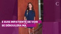 """Ophélie Meunier, enceinte, se confie sur son futur rôle de maman : """"Ça me fera grandir"""""""