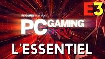 PC & E3 2019 : Ce qu'il ne fallait pas manquer (Baldur's Gate 3, Borderlands 3,...)