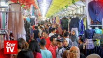 Khalid: Feedback found Ramadan traders are happy with Jalan Raja location