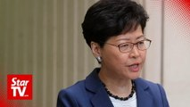 Hong Kong leader Lam defiant as city readies for more protest