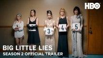 Big Little Lies: Season 2 - Official Trailer - HBO