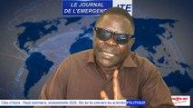 JTE : Repli identitaire, présidentielle 2020, Gbi de fer prévient les autorités
