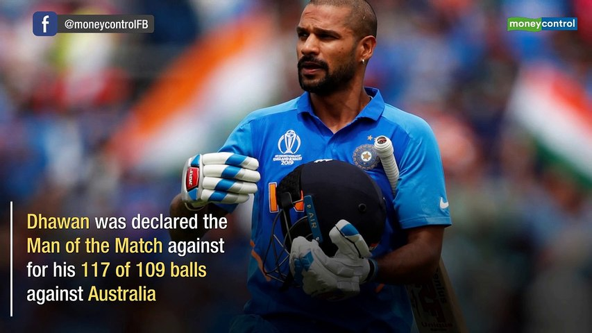 Shikhar Dhawan ruled out of 2019 ICC Cricket World Cup due to thumb injury: Reports