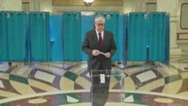 Tokayev begins the transition in Kazakhstan