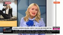 Tatiana-Laurence Delarue : son témoignage bouleversant sur son passé de femme battue